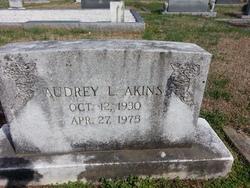 Audrey L Akins