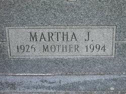 Martha J Bingaman