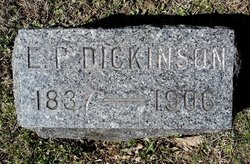 Edward Porter Dickinson