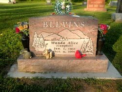 Wanda Alice <i>Campbell</i> Blevins