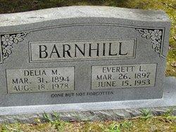 Delia Dilly Barnhill