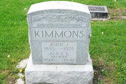 John Josiah Kimmons