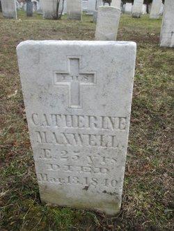 Catherine Maxwell