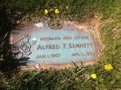 Alfred F. Sennett