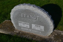Mary Kathleen <i>Hardie</i> Brandt