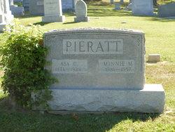 Minnie May <i>Wallace</i> Pieratt
