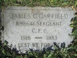 James Garner Garfield