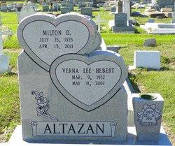 Verna Lee <i>Hebert</i> Altazan