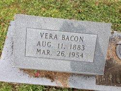 Vera Leota <i>Bacon</i> Bruister
