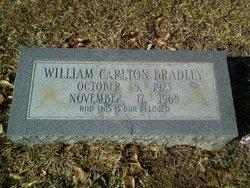 William Carlton Bradley