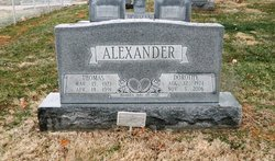 Dorothy <i>Holland</i> Alexander