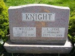 Frederick William Bill Knight