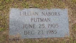 Lillian E <i>Nabors</i> Putman