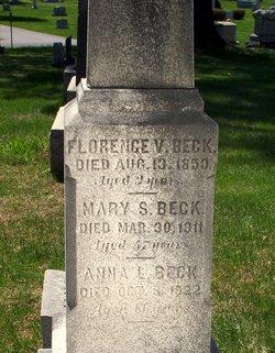 Anna L. <i>Fleming</i> Beck