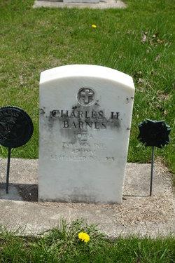 Charles H Barnes