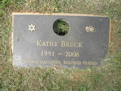 Kathleen Judith Kathy Bruck