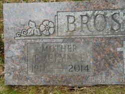 Evelyn E. <i>McGilton</i> Brostrom