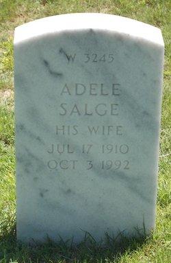 Adele Salge Adams