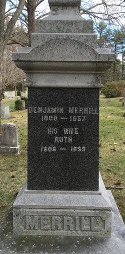 Benjamin Merrill