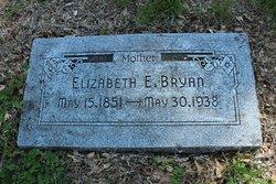 Elizabeth E <i>Mitchell</i> Bryan