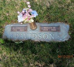 Rolly Forrest Davidson