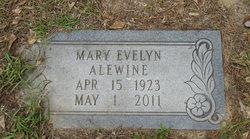 Mary Evelyn Alewine