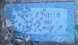 Mary Ettie <i>Buckley</i> Aiello