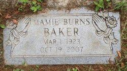 Mamie <i>Altman</i> Baker