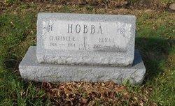 Edna E. <i>Foster</i> Hobba