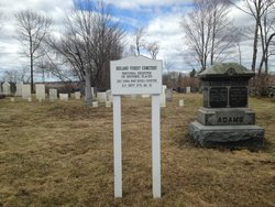 Ireland Street Cemetery