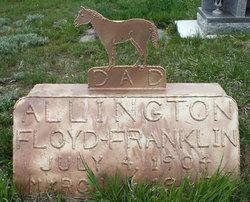 Floyd Franklin Allington