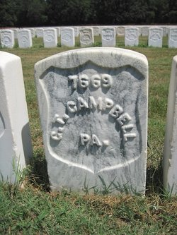 Pvt George T. Campbell