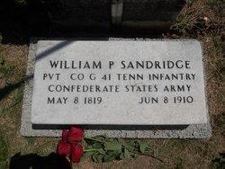 William Penn Sandridge