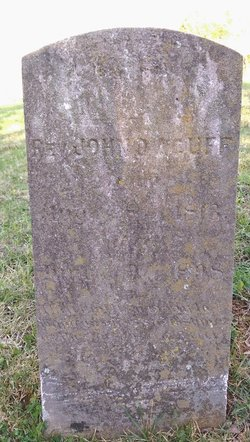Rev John D. Acuff
