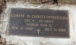 Curtis Delayne Christopherson