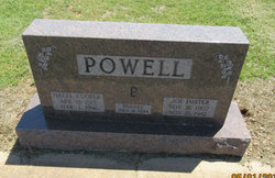 Joseph Foster Joe Powell