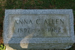 Anna C Allen
