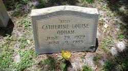 Catherine Louise Kitty Odham
