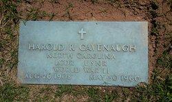 Harold Rupert Cavenaugh