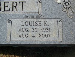 Louise Katheren <i>Jacob</i> Colbert-McCullough