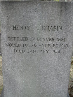 Henry Lewis Chapin