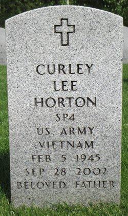 Curley Lee Horton