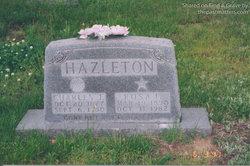 Charles James Hazleton
