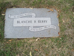 Blanche R Berry