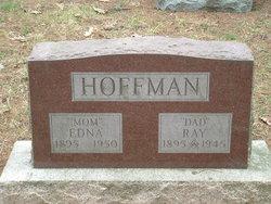 Edna May <i>Rayburn</i> Hoffman