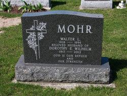 Walter L. Mohr