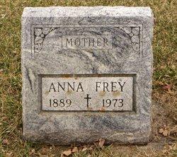 Anna <i>Ahl</i> Frey