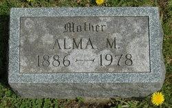 Alma M. <i>Boss</i> Aeschlimann