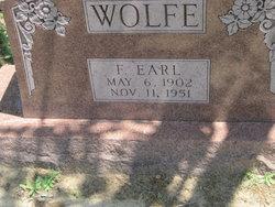 F. Earl Wolfe
