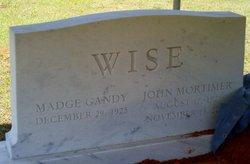 John Mortimer Wise